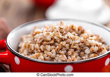 buckwheat porridge