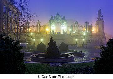 buda, ブダペスト, 城