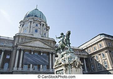 Buda Castle, Budapest - Budapest, Buda Castle or Royal...