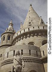Buda Castle - Fisherman Bastion