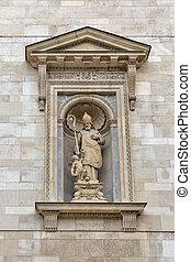 Budapest Basilica of Saint Stephen, Hungary