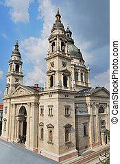 Budapest. Basilica of St. Stephen