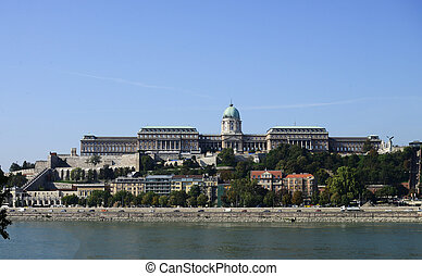 Budapest Buda Castle - Budapest City Hungary Buda Castle...