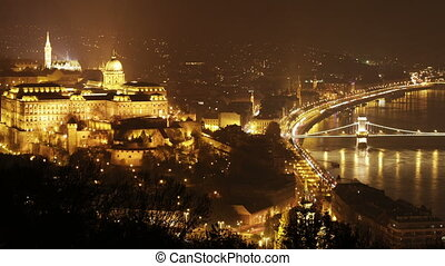Budapest by Night 16