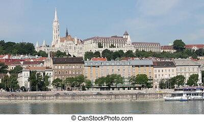 Budapest Danube riverside