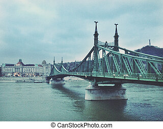 Budapest, Hungary - travel in Europe concept