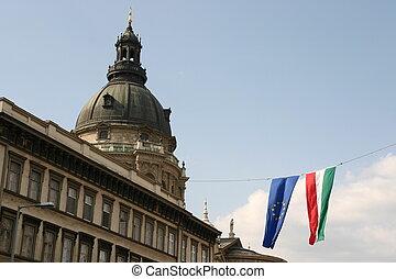 budapest, parlamento