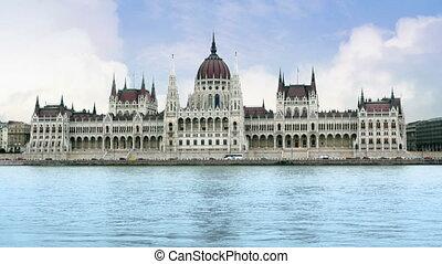 """""""Budapest Parliament Building, Hungary, 4k"""""""