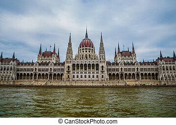 Budapest  Parliament.