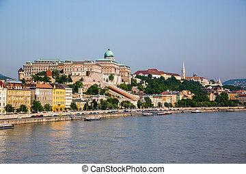 Budapest Royal palace, Hungary