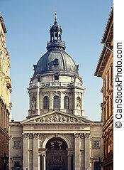 budapest., st., basílica, stephen