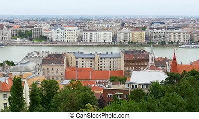 """Budapest view, 4k"""
