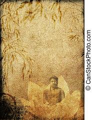 Buddah - background