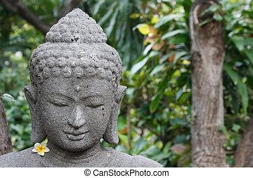 buddha, figur
