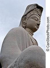 Ryozen Kannon WWII Memorial Shrine, Kyoto, Japan