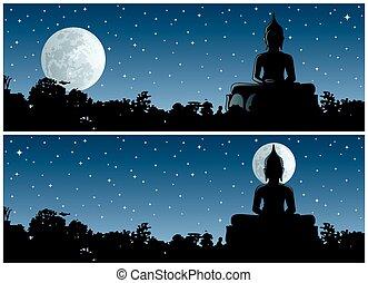 Buddha Night