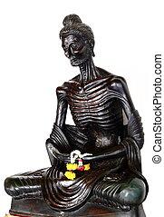 Buddha pagoda their suffering.