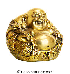 buddha, reír