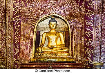 buddha, si, hing