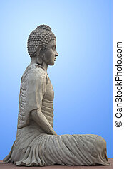 Buddha Statue at Garden of Silence