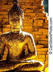 Buddha statue - Buddha