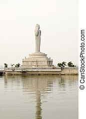 Buddha Statue, Hyderabad