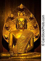 Buddha statue, Thailand - Thai Buddha statue