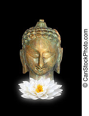 Buddha, Symbol of Purity