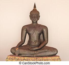 Buddha Wat Pho - Buddha statue in Wat Pho temple, Thailand