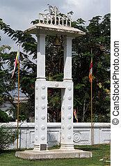 Buddhist bell