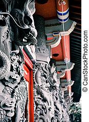 buddhist, drachen