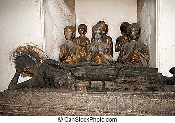 Buddhist followers
