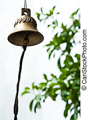 Buddhist wishing bell, Thailand - Tradition buddhist wishing...