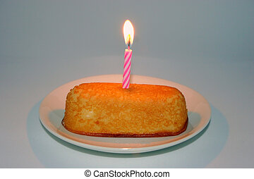 Poor Mans Birthday Cake