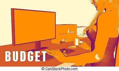 Budget Concept Course