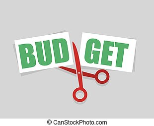 Budget Cut Scissors