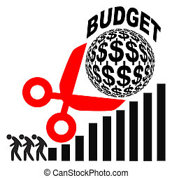 Budget Cuts and Rising Profits
