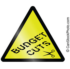 Budget cuts warning