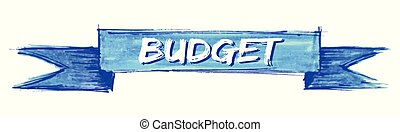 budget, ruban