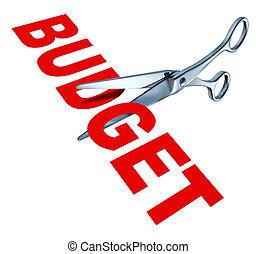 budget skär
