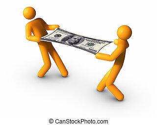 Budget Stretch. - stretch the dollar - $100.