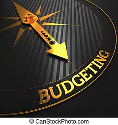 Budgeting. Business Concept. - Budgeting - Business Concept...