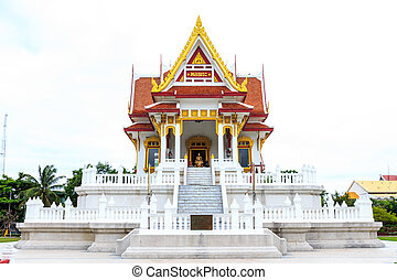 Budha image hall