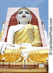 budha image in India