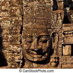 Budha's smile