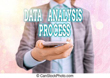 budować, konceptualny, process., ręka, wykresy, showcasing, fotografia, analizować, pisanie, tablica rozdzielcza, handlowy, analiza, dane, visualization., pokaz