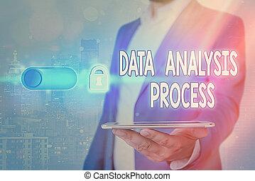 budować, pismo, process., pojęcie, wykresy, tekst, analizować, tablica rozdzielcza, analiza, dane, visualization., treść