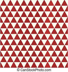 budowy, abstrakcyjny, seamles, triangle