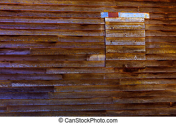 budowy, stary, daleki, zachód, drewniany, kalifornia