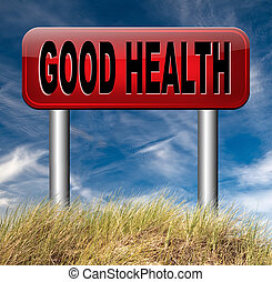 buena salud
